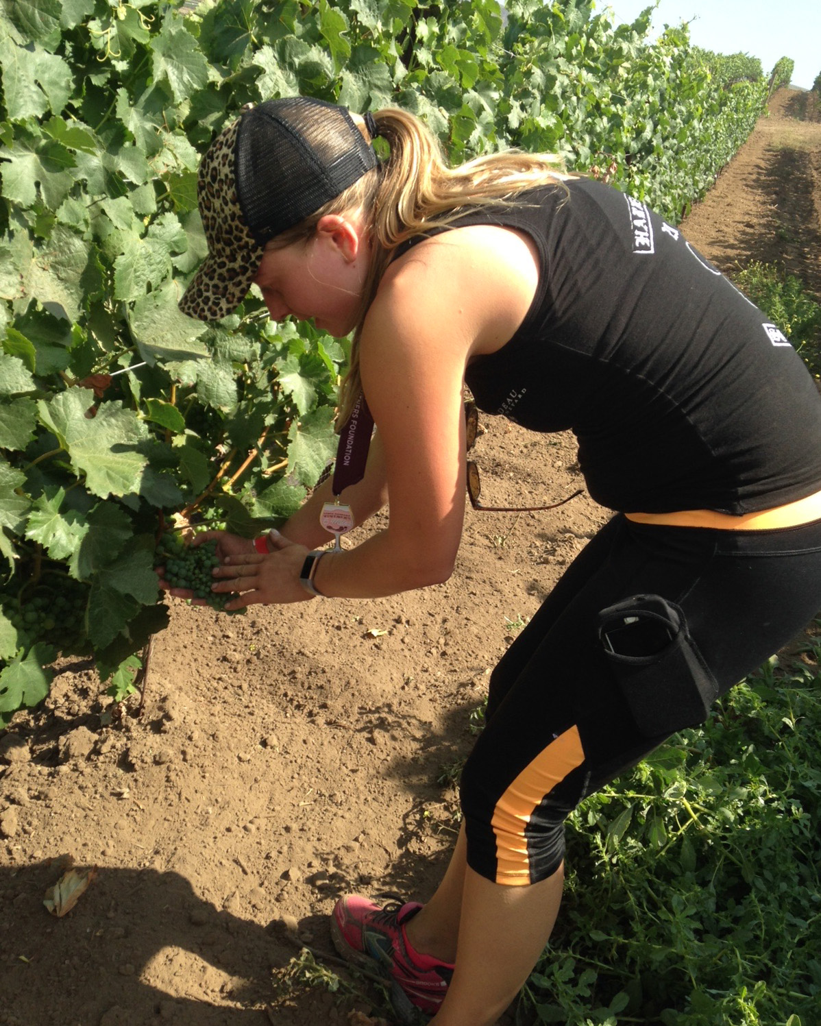 New Winegrower, Gretchen Voelcker